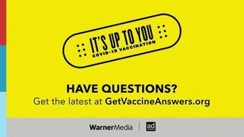 COVID Collaborative TV Spot, 'If You've Already Had COVID' Ft. Rosie Perez, Dr. Sanjay Gupta - Thumbnail 9