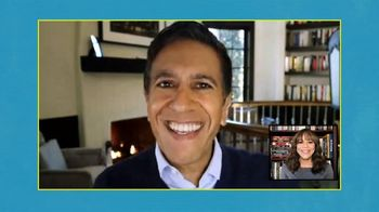 COVID Collaborative TV Spot, 'If You've Already Had COVID' Ft. Rosie Perez, Dr. Sanjay Gupta - Thumbnail 1