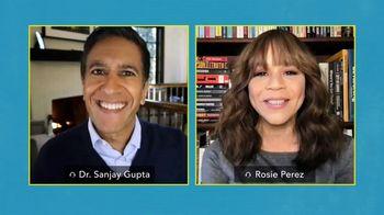 COVID Collaborative TV Spot, 'If You've Already Had COVID' Ft. Rosie Perez, Dr. Sanjay Gupta - Thumbnail 2