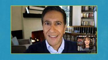 COVID Collaborative TV Spot, 'If You've Already Had COVID' Ft. Rosie Perez, Dr. Sanjay Gupta - Thumbnail 5