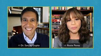 COVID Collaborative TV Spot, 'If You've Already Had COVID' Ft. Rosie Perez, Dr. Sanjay Gupta - Thumbnail 6