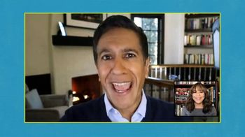 COVID Collaborative TV Spot, 'If You've Already Had COVID' Ft. Rosie Perez, Dr. Sanjay Gupta - Thumbnail 7
