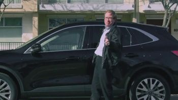 Ford TV Spot, 'Parallel Parking Performance Anxiety' [T2]