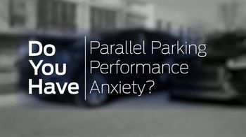 Ford TV Spot, 'Parallel Parking Performance Anxiety' [T2] - Thumbnail 1
