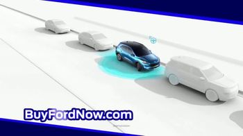 Ford TV Spot, 'Parallel Parking Performance Anxiety' [T2] - Thumbnail 6