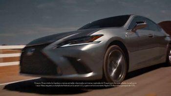 2021 Lexus ES TV Spot, 'El playlist de Sofía' [Spanish] [T2] - Thumbnail 4
