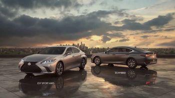 2021 Lexus ES TV Spot, 'El playlist de Sofía' [Spanish] [T2] - Thumbnail 8