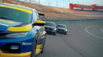 Honda Dream Garage Spring Event TV Spot, 'Accord, Civic Hatchback and Civic Sedan' Song by Danger Twins [T2] - Thumbnail 1
