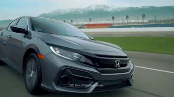 Honda Dream Garage Spring Event TV Spot, 'Accord, Civic Hatchback and Civic Sedan' Song by Danger Twins [T2] - Thumbnail 2
