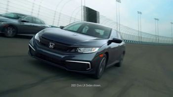 Honda Dream Garage Spring Event TV Spot, 'Accord, Civic Hatchback and Civic Sedan' Song by Danger Twins [T2] - Thumbnail 3