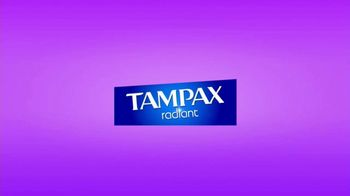Tampax Radiant TV Spot, 'Get More' - Thumbnail 1