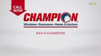 Champion Windows TV Spot, 'Siding: Enhance Your Curb Appeal: 30% Off' - Thumbnail 10