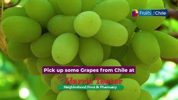 Fruits From Chile TV Spot, 'Chilean Grapes: Nutrition and Usage Ideas' Ft. Annessa Chumbley - Thumbnail 2