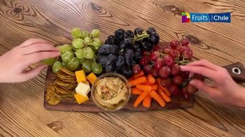 Fruits From Chile TV Spot, 'Chilean Grapes: Nutrition and Usage Ideas' Ft. Annessa Chumbley - Thumbnail 7