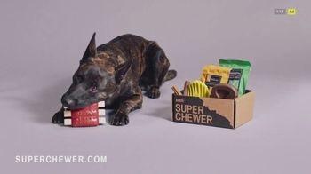 Super Chewer TV Spot, 'Built to Chew' Song by Reaktor Productions