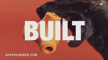 Super Chewer TV Spot, 'Built to Chew' Song by Reaktor Productions - Thumbnail 1