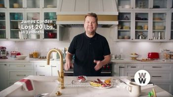 WW TV Spot, 'Let Me Show You How: Phone Right There: Three Months Free' Featuring James Corden - Thumbnail 2