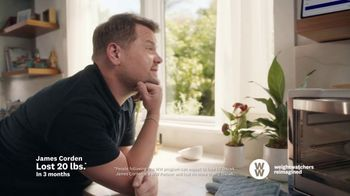 WW TV Spot, 'Let Me Show You How: Phone Right There: Three Months Free' Featuring James Corden - Thumbnail 6