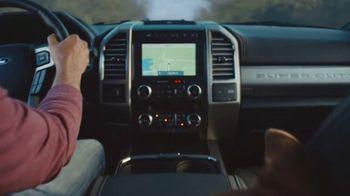 2021 Ford Super Duty TV Spot, 'Truck of the Future: Super Duty' [T2] - Thumbnail 3