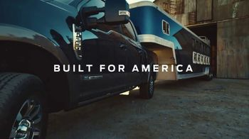 2021 Ford Super Duty TV Spot, 'Truck of the Future: Super Duty' [T2] - Thumbnail 6