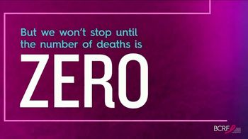 The Breast Cancer Research Foundation TV Spot, 'Every Two Minutes'