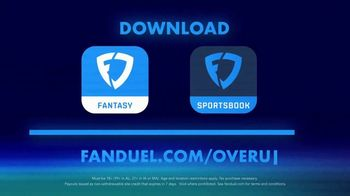 FanDuel TV Spot, 'NBA on TNT: Over or Under' - Thumbnail 9