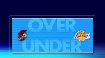 FanDuel TV Spot, 'NBA on TNT: Over or Under' - Thumbnail 5
