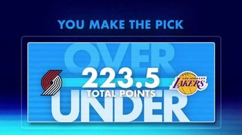 FanDuel TV Spot, 'NBA on TNT: Over or Under' - Thumbnail 6