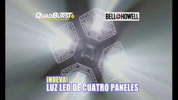 Quadburst TV Spot, 'Garaje : $39.99 dólares' [Spanish]