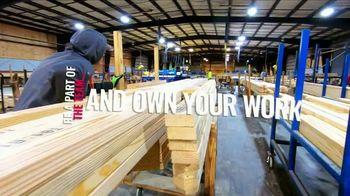 84 Lumber TV Spot, 'Now Hiring' - Thumbnail 2