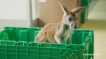 MakeSpace TV Spot, 'Relocating Your Office: Baby Kangaroo' - Thumbnail 9