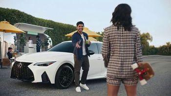 2021 Lexus IS 350 TV Spot, 'Freestyle' [T1] - Thumbnail 7