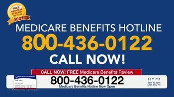 Medicare Benefits Hotline TV Spot, 'New Medicare Benefits: $148 Added Back to Social Security' - Thumbnail 3