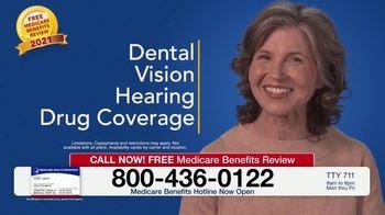 Medicare Benefits Hotline TV Spot, 'New Medicare Benefits: $148 Added Back to Social Security' - Thumbnail 4