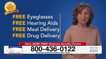 Medicare Benefits Hotline TV Spot, 'New Medicare Benefits: $148 Added Back to Social Security' - Thumbnail 5