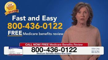 Medicare Benefits Hotline TV Spot, 'New Medicare Benefits: $148 Added Back to Social Security' - Thumbnail 8
