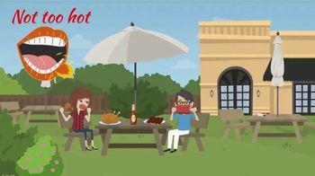 Flame Shakk TV Spot, 'BBQ Sauce That's Just Right' - Thumbnail 3