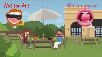 Flame Shakk TV Spot, 'BBQ Sauce That's Just Right' - Thumbnail 4