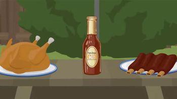 Flame Shakk TV Spot, 'BBQ Sauce That's Just Right' - Thumbnail 6