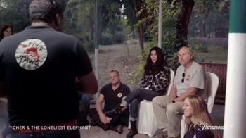 Paramount+ TV Spot, 'Cher & the Loneliest Elephant' Song by Cher
