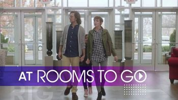 Rooms to Go TV Spot, \'Stimulus Check: All of the Above\'