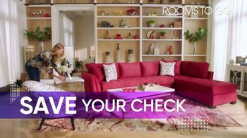 Rooms to Go TV Spot, 'Stimulus Check: All of the Above' - Thumbnail 7