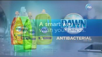 Dawn Antibacterial TV Spot, 'Cuts Through Tough Grease' - Thumbnail 9