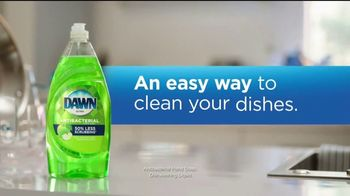 Dawn Antibacterial TV Spot, 'Cuts Through Tough Grease' - Thumbnail 8
