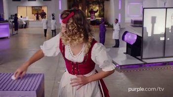 Purple Mattress TV Spot, 'Angry Memory Foam: Free Sheets and Two Pillows' - Thumbnail 3