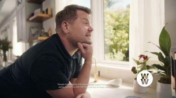 WW TV Spot, 'Pizza: Three Months Free' Featuring James Corden - Thumbnail 2