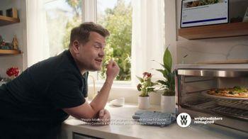 WW TV Spot, 'Pizza: Three Months Free' Featuring James Corden - Thumbnail 4