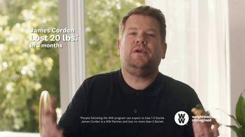 WW TV Spot, 'Pizza: Three Months Free' Featuring James Corden - Thumbnail 5