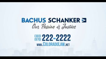 Law Offices of Bachus & Schanker TV Spot, 'Rear Ended at a Red Light' - Thumbnail 8