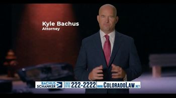 Law Offices of Bachus & Schanker TV Spot, 'Rear Ended at a Red Light' - Thumbnail 4